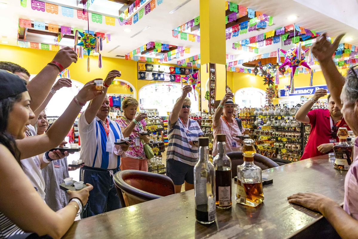 Esperanzas Tours Fanstastic Land Sea Day Tequila Tasting