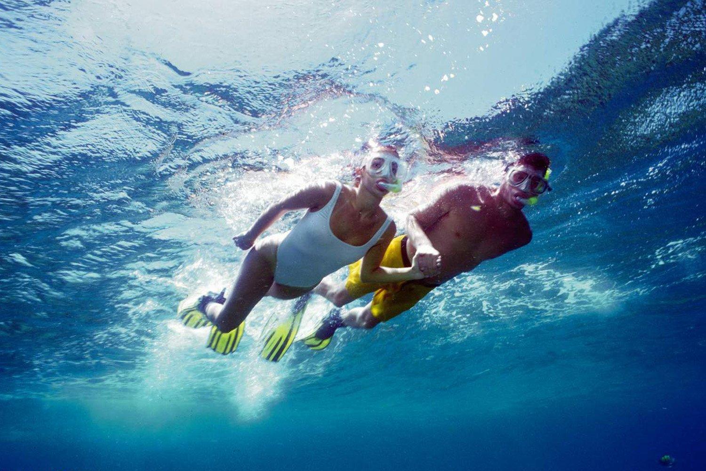 riviera maya snorkeling slider
