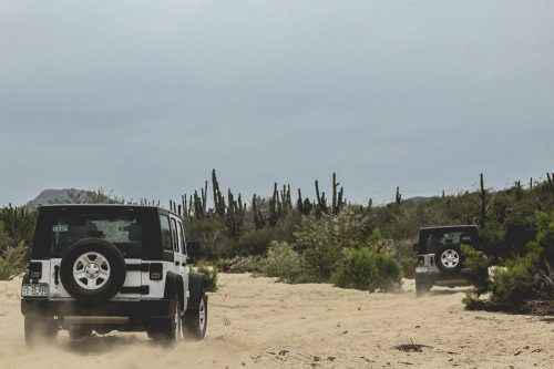 baja jeep santiago